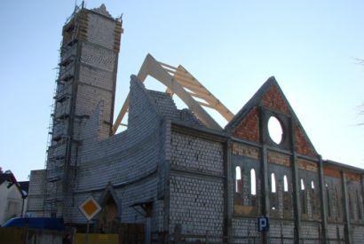 Kościół w Kleosinie k/Białegostoku