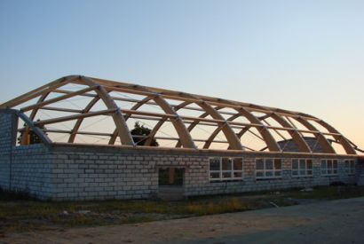 Sala gimnastyczna w Kcyni