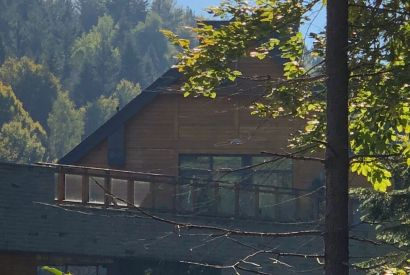 Hotel Czarny Potok w Krynicy Zdrój