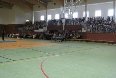 Hala Widowiskowo-Sportowa w Kiszkowie