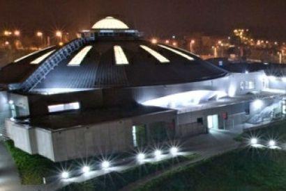 Hala Widowiskowo Sportowa w Kwidzyniu