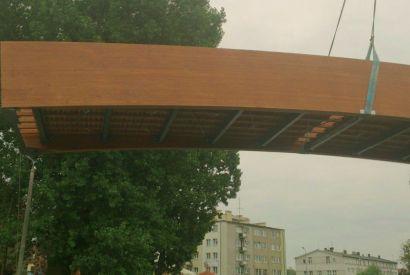 Kładka w Brodnicy