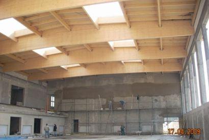 Sala sportowa w Straszynie