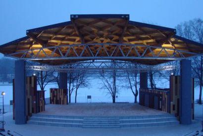 Amfiteatr w Iławie